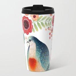 Fruit Dove I Travel Mug