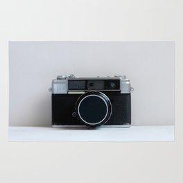 Oh Snap! Vintage Camera Rug