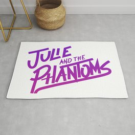 Julie and the phantoms Rug