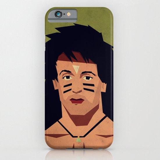 childhood Hero II iPhone & iPod Case