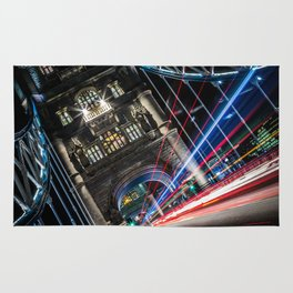 Tower Bridge Traffic Rug