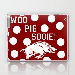 Polka-Dots Hogs Laptop & iPad Skin