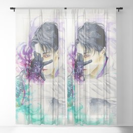 Yuzuru Hanyu - SEIMEI Sheer Curtain