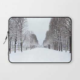 Tree avenue,Paris Laptop Sleeve
