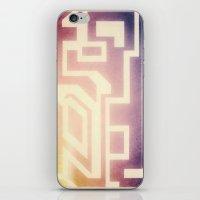 bleach iPhone & iPod Skins featuring Bleach by Chris Viel