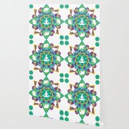 Nature mandala Wallpaper