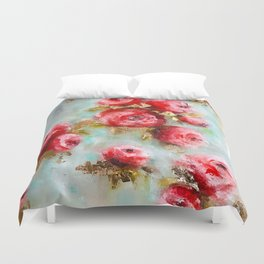 Cowgirls Boots Duvet Cover