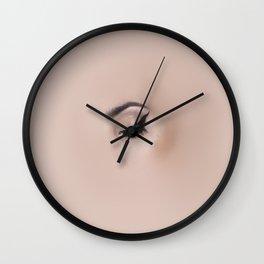EYE Study #1 Wall Clock