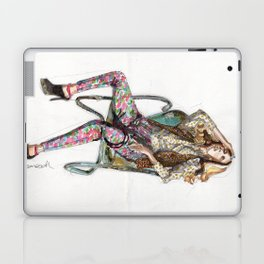Floral Fashion Laptop & iPad Skin
