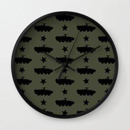 M1126 Stryker Pattern Wall Clock