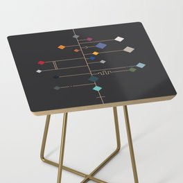 winter equinox Side Table