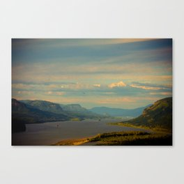 fly til you can't Canvas Print