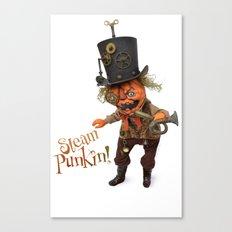 Rucus Studio Steam Punkin  Canvas Print