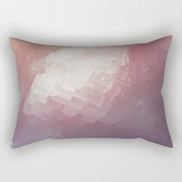 Salt Crystal Rectangular Pillow