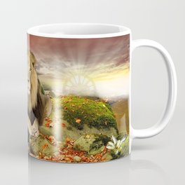 In Memory of Cecil The Lion Coffee Mug