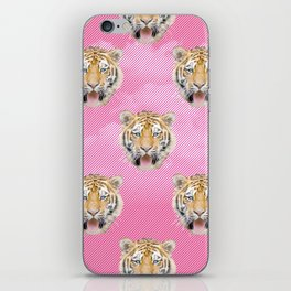 TIGER PINK PATTERN iPhone Skin