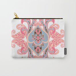 Ethnic paisley ornament. Carry-All Pouch