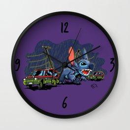 Experiment Park Wall Clock