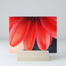 The Pink Half Mini Art Print