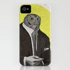 Night Owl Slim Case iPhone (4, 4s)