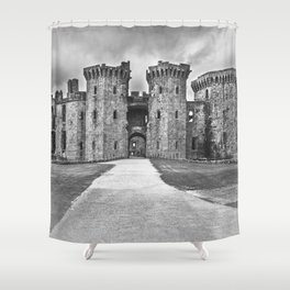 A Symbol of Power Shower Curtain