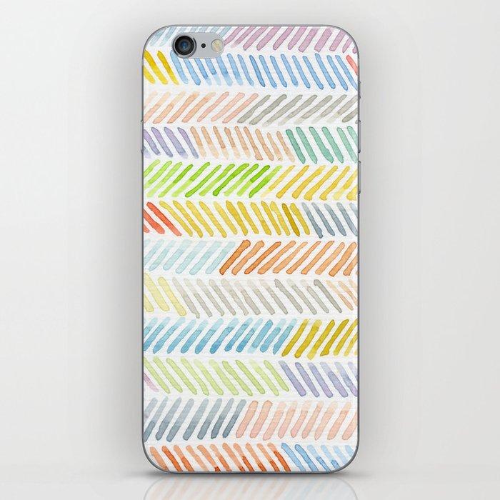 line iPhone Skin