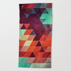 lyzyyt Beach Towel