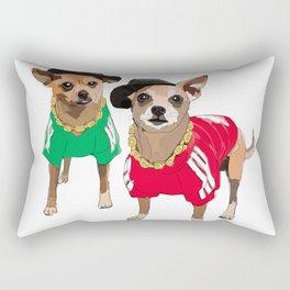 Run DMChi Rectangular Pillow