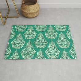 SPIRIT jade cream Rug