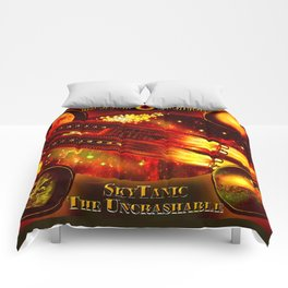 SkyTanic - 126 Comforters