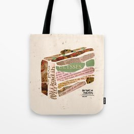 Eveline - 100 Years of Dubliners Tote Bag