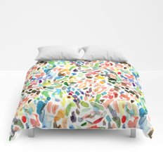 Test Swatches Comforters