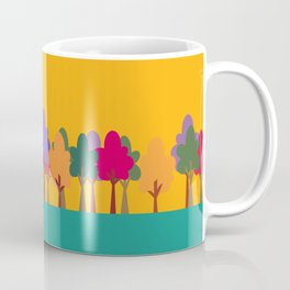 Whimsical trees Coffee Mug