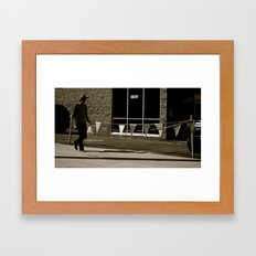 The Essence of Cool Framed Art Print