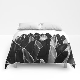 Agave Chic #7 #succulent #decor #art #society6 Comforters