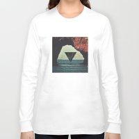 portal Long Sleeve T-shirts featuring Portal by maysgrafx