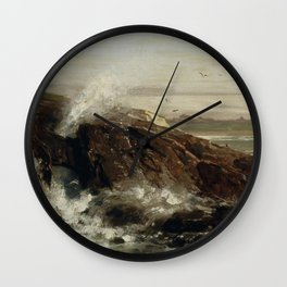 Thomas Hill - Land's End Wall Clock