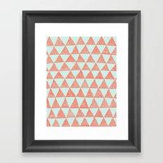 try-angles Framed Art Print