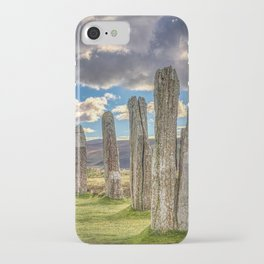 Ring of Brodgar, Orkney, Scotland. iPhone Case