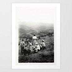 972 Art Print