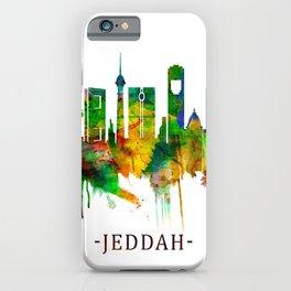 Jeddah Saudi Arabia Skyline iPhone Case