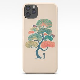Japan garden iPhone Case