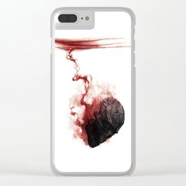 DH: High Chaos Clear iPhone Case