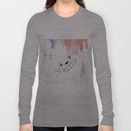 Totoro Love Long Sleeve T-shirt