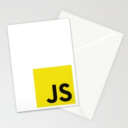 Javascript Stationery Cards
