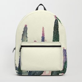 cactus water color Backpack