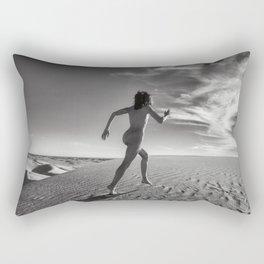 0816B Sandy Dune Nude | The Dash Rectangular Pillow