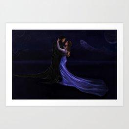 In the Moonlight Kunstdrucke