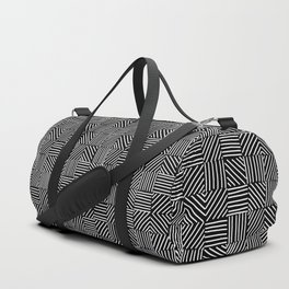 Sketching Abstraction Duffle Bag