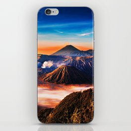 Mount Bromo iPhone Skin